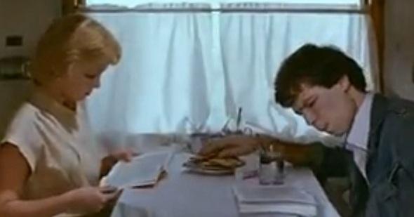 Кадр из фильма Спортлото 82 - Костя много ест :)